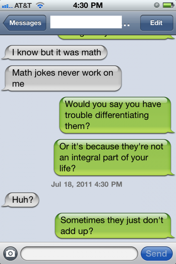 Math Jokes Puzzling Fu...