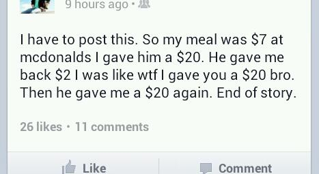 McDonalds Math