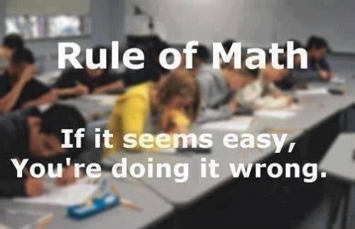 Rule of Math