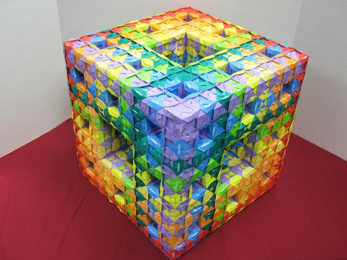 math cube
