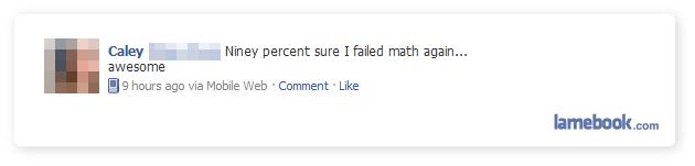 lamebook math fail