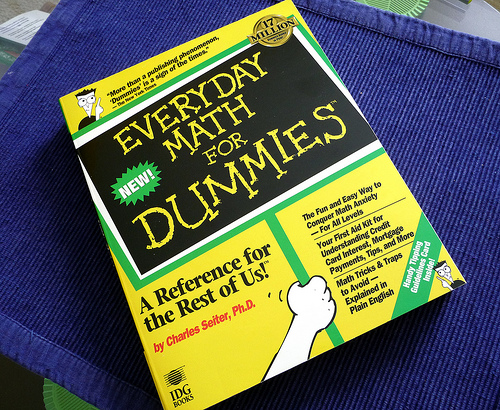 math-for-dummies