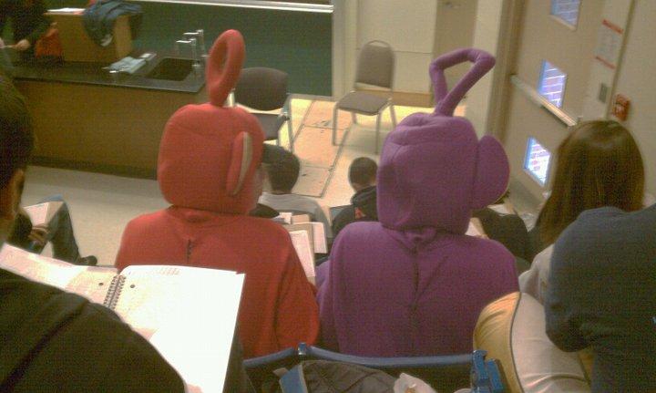 Costumes in class | Math Halloween | Math Fail