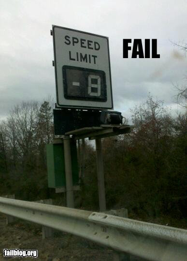 Math Sign Fails