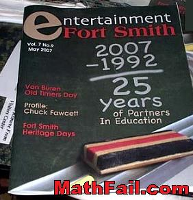 25 years of partners in education