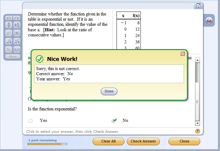 Online Math Class...Fail