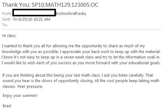 math email