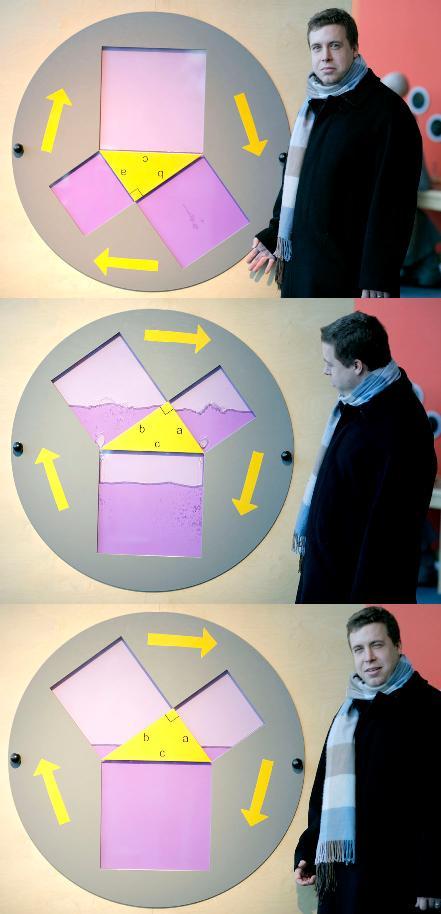 pythagorean disproof