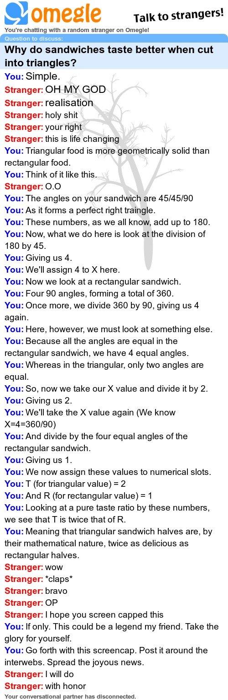 sandwich-math