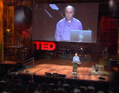 ted wolfram alpha theory of everything