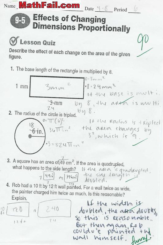 paint my house question on test exam fail
