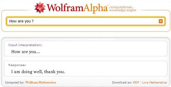 wolfram alpha fun